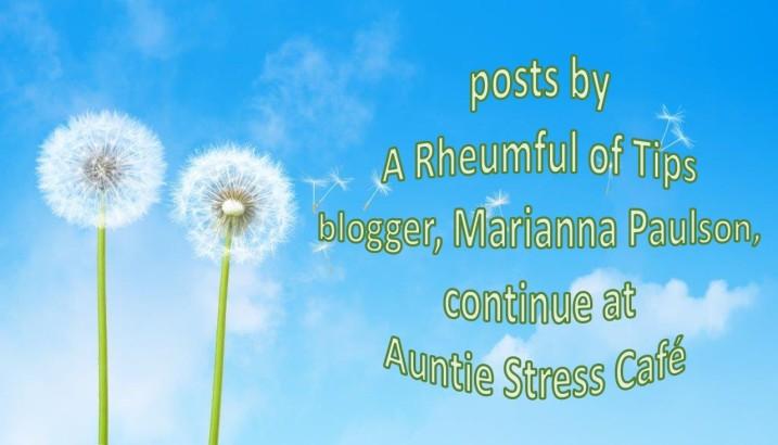 Auntie Stress website